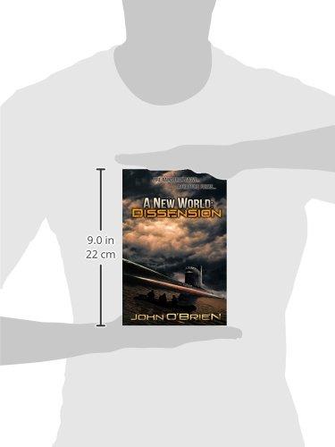 Ebook Dissension A New World 6 By John Obrien
