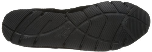 Semler R5013-041-001, Sneaker donna Nero (Noir - Schwarz (Schwarz 001))