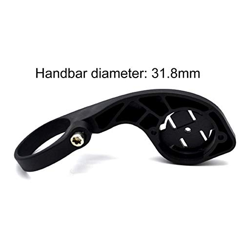 ningbao651 Black Wireless Bike Computer Holder Universal for Garmin Edge 200//500//800//510//810 for Bryton Rider 20//21//30//35//40//50