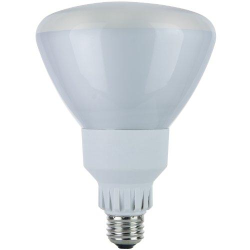 Sunlite SL20R40/65K 20 Watt R40 Reflector Energy Saving CFL Light Bulb Medium Base Daylight