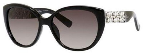 Dior AM3(XQ) Black-crystal DiorMYSTERE - Mirrored Celine Sunglasses