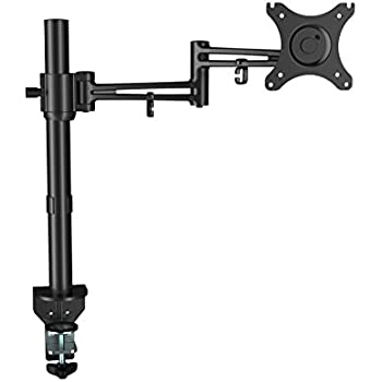 Amazon Com Loctek Full Motion Desk Monitor Arm Swing