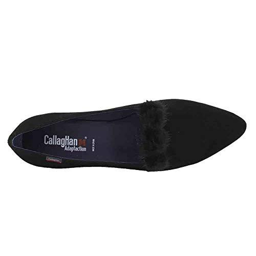 Mujer 40 Callaghan Zapatos Aresi Adaptaction Negro 98932 De Nobuck wxqXRZRT