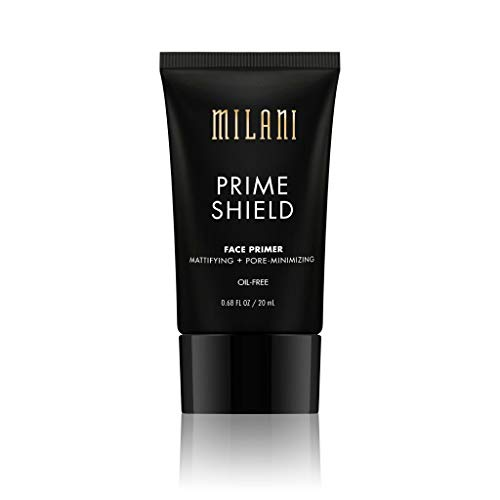 Milani Base Coat - Milani Prime Shield Face Primer - Mattifying + Pore-Minimizing