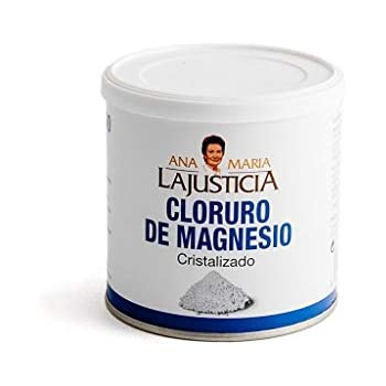 Ana Maria LaJusticia Magnesium Chloride 400g - Supplement - Strengthens - Energy - Spain