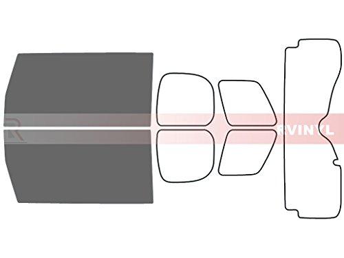 Rtint Window Tint Kit for Toyota FJ Cruiser 2007-2014 - Front Kit - 35%