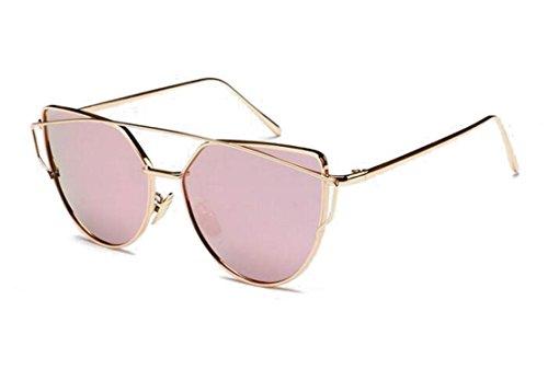 31807dfc1815 Amazon.com: GAMT Vintage Metal Frame the Color Film Polarized Sunglasses  Barbie pink Gold frame: Shoes