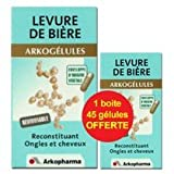 Arkopharma Arkocaps Brewers Yeast 150 capsules + 1 Box Free