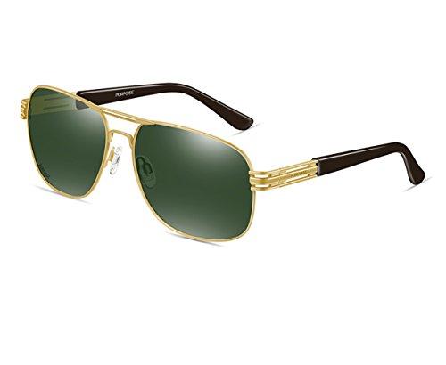 Mm Trend Eye de Gafas Gafas WFL Retro polarizadas de Driver Sol Gafas de Drive C Hipster Espejo Sol Sol C Sfx6ZUq