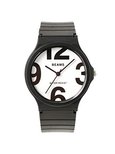 (B PR 빔스) bpr BEAMS BEAMS/손목시계 scaling 3 침워치 맨즈 화이트 문자 사이즈XL ONE SIZE 11480497521