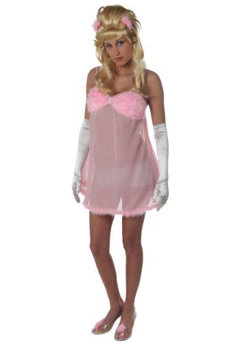 [Adult Fembot Costume (X-Small)] (Fembot Halloween Costumes)