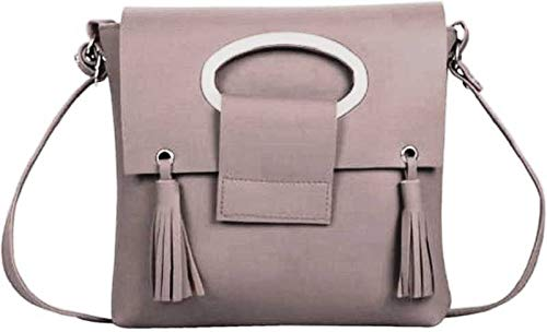 PU LEATHER SLING BAG FOR WOMEN   GIRLS