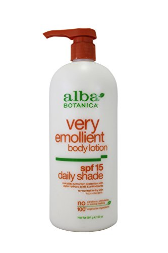 Alba Emollient Daily Formula Lotion