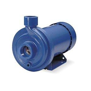 1-1/2 HP Centrifugal Pump, 1 Phase, 115/230 Voltage, Cast