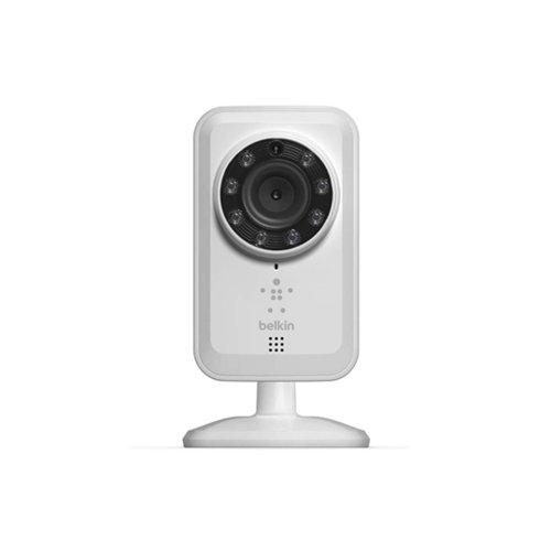 Belkin F7D7601 NetCam Wi-Fi Camera w/ Night Vision