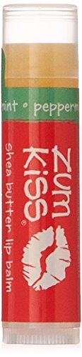 Indigo Wild, Peppermint Zum Kiss Stick, 0.15 Ounce ()