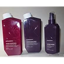 Kevin Murphy Young Again Shampoo 8.4oz & Conditioner 8.4oz & Treatment Oil 3.4oz by Kevin Murphy
