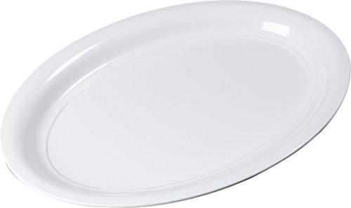 Carlisle 4384002 Designer Displayware Melamine Catering Platter, 21