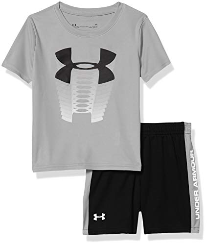 Under Armour Boys' Muscle and Tank Set