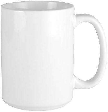 Cafepress Evil Eye Large Mug Coffee Mug Large 15 Oz White Coffee Cup Kitchen Dining