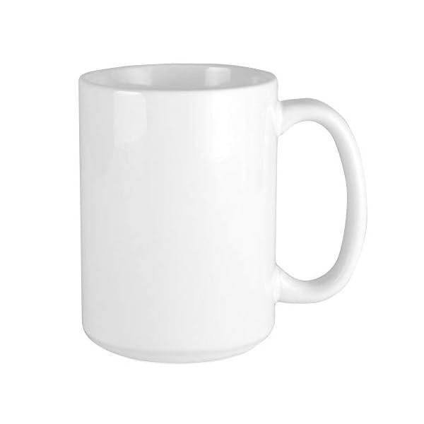CafePress Alaskan Klee Kai Large Mug Coffee Mug, Large 15 oz. White Coffee Cup 2