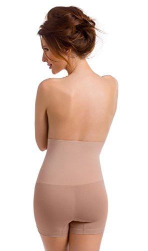 TESPOL - Pantalón moldeador - Básico - para mujer naturaleza