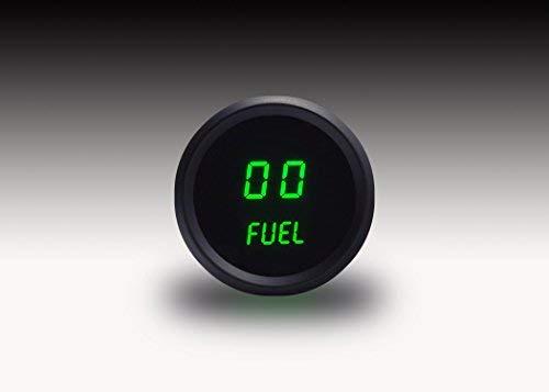 Intellitronix Digital Fuel Level Gauge M9016 in Green! ()
