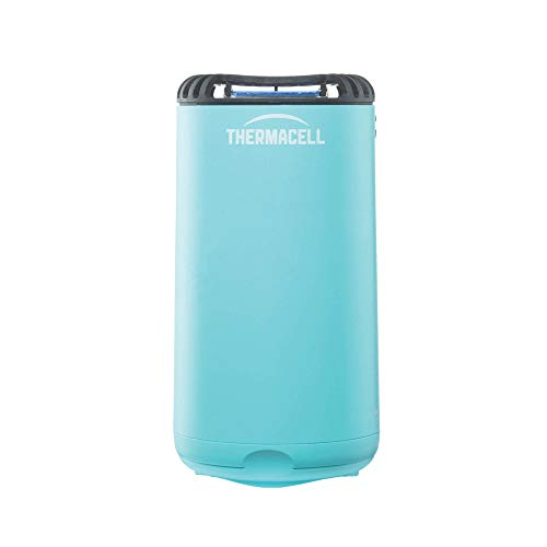 Thermacell Patio Shield Mosquito Repellent, Glacial Blue; Easy to Use, Highly Effective; Provides 12 Hours of DEET-Free…
