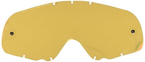 Oakley Crowbar MX Replacement Lens (Black Iridium, One Size)