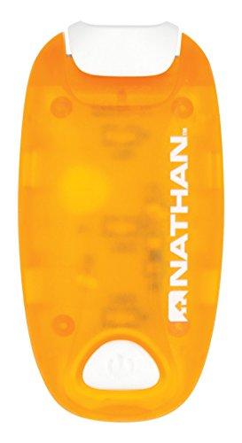 Nathan Strobe Light, Nathan Orange, One Size ()