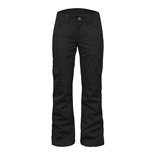 Ladies Boulder (Boulder Gear Skinny Flare Shell Pants - Women's Black 8)