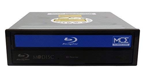 MCE Technologies Mac Pro Blu-ray Drive: Internal Blu-ray Burner, Writer, Player for Apple Mac Pro Tower (Early 2009 thru Mid 2012) with Mac Blu-ray Player software!