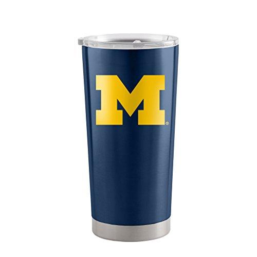 Michigan Wolverines Ncaa Tumbler - NCAA Michigan Wolverines Ultra Tumbler, 20-ounce