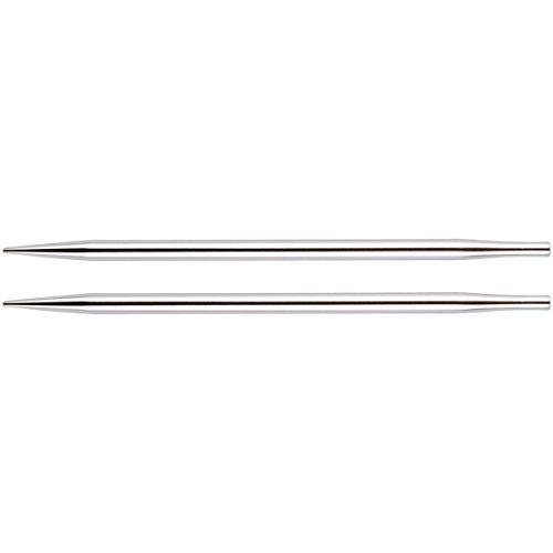 Knitter's Pride Nova Platina Interchangeable Needles, 5/3.75mm (Nova Knitters Pride Tips)