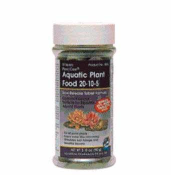 - PondCare Aquatic Potted Plant Food Fertilizer, 3.8 Oz 25 Tablets