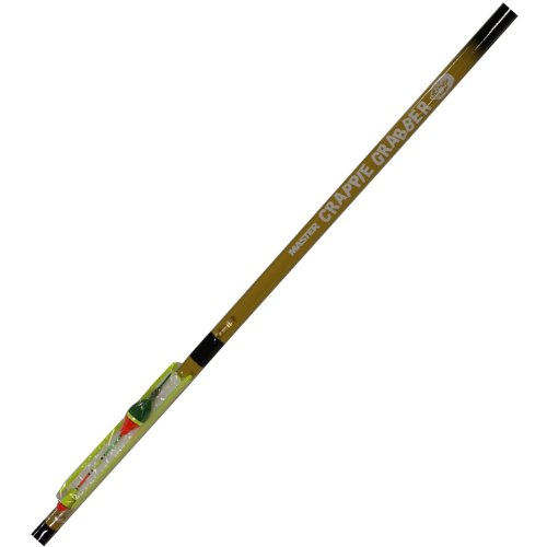 Master Fishing Telescopic Crappie pole with Line Bobber