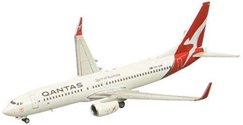 (GeminiJets Qantas Airways B787-800 VH-VXM 1:400 Scale Model Airplane Die Cast Aircraft)