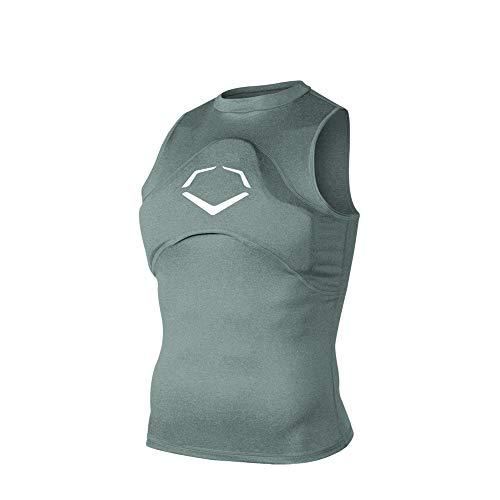 - EvoShield EvoSheild Men's Chest Guard Sleeveless Shirt - Small