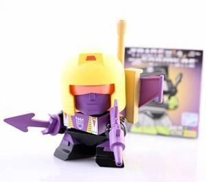 The Loyal Subjects Transformers Wave 3 Action Vinyl - Blitzwing