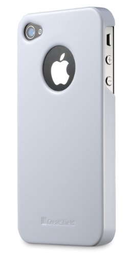 iPhone 4S PC Case - White