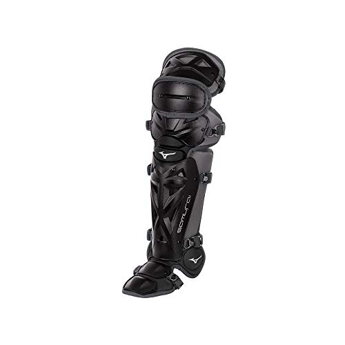 Mizuno Samurai Youth Baseball Shin Guards 14.5