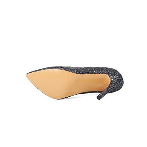 Otoño la de Fino Tacón Durante el Zapatos Astilleros Primavera y Grandes 0UwB6xtq