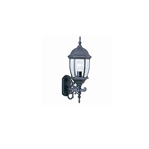 Thomas Lighting Sl-9122-81 Tile Bronze 1 Light Outdoor Wall Sconce From Covington Collection (Tile Bronze Lantern)