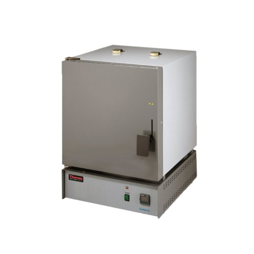 Thermo Scientific ELED F48010 Thermolyne Benchtop Muffle Furnace with (A1) Digital Single Setpoint Temperature Controller, 240V, 5.8 Liter Capacity, 100 to 1200 Degree C (Furnace Benchtop Muffle)