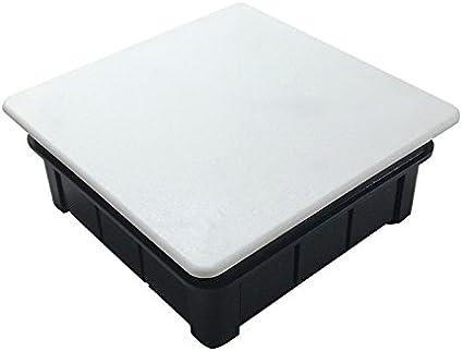Solera 620 - Caja 200x200x65 tapa blanco con garra metálica ...