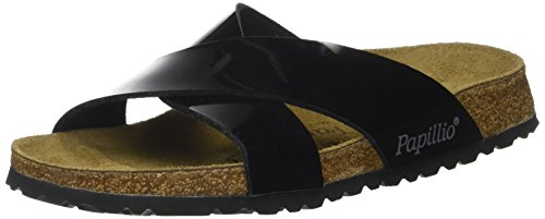 Papillio Daytona - Zapatos Mujer Negro (Vernis Noir)