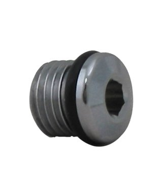 "3/8"" Low Pressure Scuba Diving Port Plug"