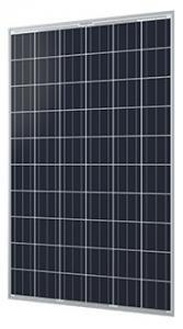 255w Solar Panel - Q CELLS 255W Poly SLV/WHT Solar Panel - Pack of 4