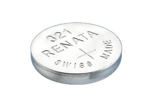 All Renata Coin Cell Model Batteries (321)
