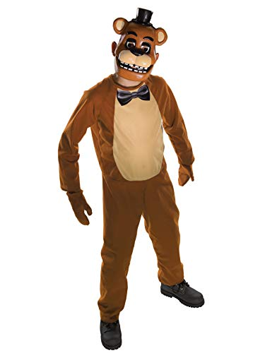 Rubie's Five Nights Child's Value-Priced at Freddy's Freddy Costume, -